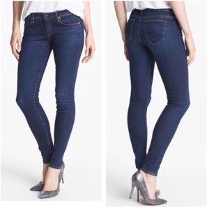 Anthropologie AG Jeans Absolute Legging Smitten